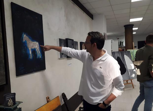 Giorgio Ferretti: il pittore viaggiatore