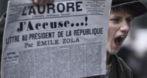 J'accuse -Roman Polanski