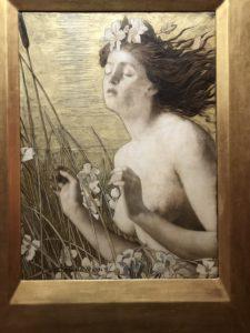 A Venaria Reale trionfa l'art nouveau